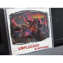 Nirvana, Cd Unplugged In New York, Geffen-1994