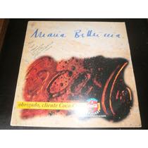 Lp Maria Bethânea - Coca Cola, Disco De Vinil 1993