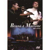 Dvd Bruno E Marrone Ao Vivo Original + Frete Grátis