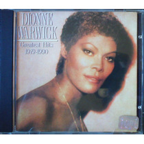 Cd Dionne Warwick - Greatest Hits