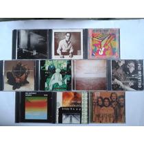 Lote 10 Cds Jazz - Metheny, Brecker, Martino, Weather Report