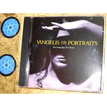 Cd Imp Vangelis - So Long So Clear Portraits (1996)