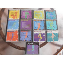 Coletanea Mega Hits Dance Classics Importado 13 Cd