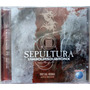 Cd Sepultura - Tamboursdubronx - Novo - Lacrado