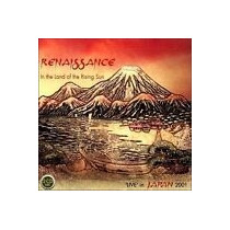 Renaissance - In The Land Of - Live Japan - Lacrado - 2 Cds