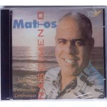 Cd Mattos Nascimento Músicas E Testemunhos Lembranças