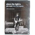 Dvd John Mayer Where The Light Is Live In Los Angeles Import