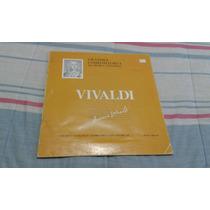Lp Grandes Compositores Da Música Universal - Vivaldi 1973