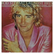Rod Stewart - Vinil- Greatest Hits -excelente Estado-ed.1988