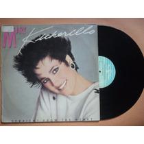 Mary Kickerillo- Lp Straight From The Heart- 1986- Original!