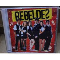 Cd Rebeldes - 2011 - Seminovo!