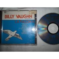 * Cd - Billy Vaughn - La Paloma - Orquestra