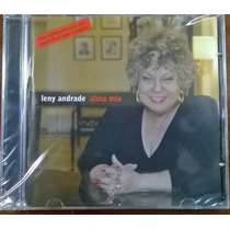 Cd Leny Andrade - Alma Mia - Lacrado