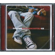 Cd Oficina G3 - Elektracustika [original]