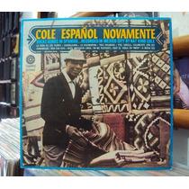 Lp Vinil - Nat King Cole - Español Novamente