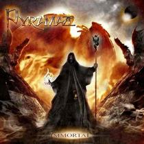 Cd Pyramaze - Immortal - Hard Rock Melodic - Novo! Lacrado!!