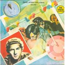 Lp Jerry Lee Lewis - Volume I - Rarity