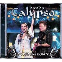 Cd Banda Calypso - Ao Vivo Em Goiânia