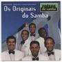 Cd Os Originais Do Samba - Raízes Do Samba = Jair Rodrigues
