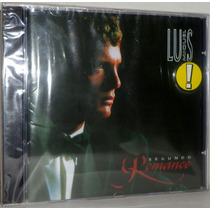 Cd Luis Miguel - Segundo Romance
