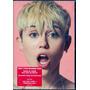 Dvd Miley Cyrus - Banzerz Tour - Novo***