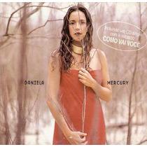 Cd Lacrado Duplo Daniela Mercury Sol Da Liberdade + Single C