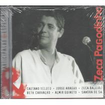 Cd Zeca Pagodinho - Participação Especial *novo/lacrado*