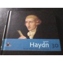 Cd+livreto Joseph Haydn 30