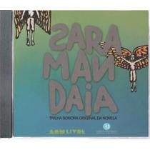 Cd Novela Saramandai 1976 - Vale A Pena Ouvir De Novo