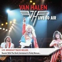 Van Halen Live To Air Digipack Novo Lacrado R$ 18,90+ Frete