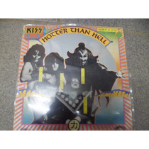 Lp Nacional - Kiss - Hotter Than Hell
