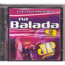 Cd Duplo Na Balada Volume 9 - Jovem Pan, Original