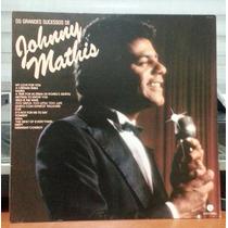 Johnny Mathis - Os Grandes Sucessos De J. Mathis - 1982(lp)