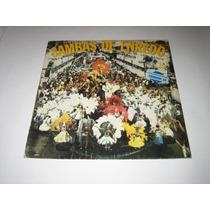 Carnaval 89 - Sambas De Enredo - Grupo 1 - Sp - 1988 - Lp
