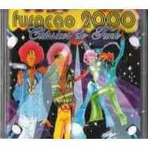 Cd-furacão 2000-classicos Do Funk-em Otimo Estado
