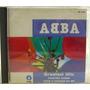 Cd: Abba - Greatest Hits (1990) - Importado Do Japão