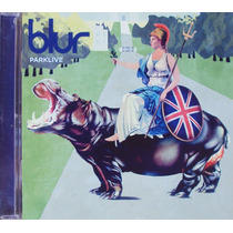 Cd Duplo - Blur - Parklive (importado) Ed.usa 2012 Excelente