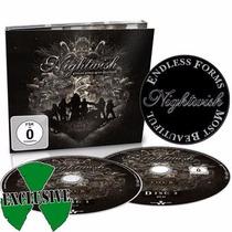 Nightwish Endless Forms Most Beautiful Tour Editio Cd/dvd