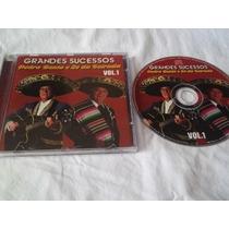 Cd - Pedro Bento E Zé Da Estrada - Vol.1 - Sertanejo