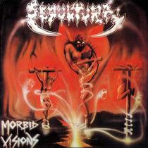 Cd Sepultura - Morbid Visions (digipack)
