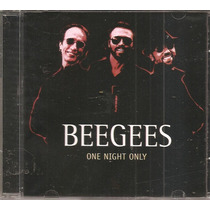 Cd Bee Gees - One Night Only -part Andy Bibb, Celine Dion