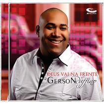 Cd Gerson Rufino - Deus Vai Na Frente [bônus Playback]