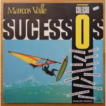 Marcos Valle Lp Nacional Usado Coleção Sucessos 1991 Stereo