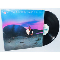 Lp Disco Vinil Stevie Wonder In Square Circle 85 Reliquiaja