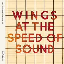 **paul Mccartney** Wings At The Speed Of Sound-2lps 180 Gram