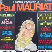 Lp Paul Mauriat Chez Nous Michelle Merci Che Vinil Raro