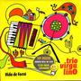 Cd Trio Virgulino Vida De Forró Promocional - Novo Lacrado