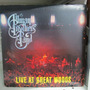 Ld Laser Disc The Allman Brothers Band Live At Great Woods