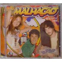 Cd Malhação Nacional (2006)charlie Brow / O Rappa