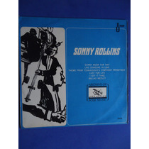 Lp - Sonny Rollins - Archive Of Folk Music - Jazz Series